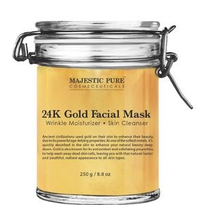 14K  Gold Facial Mask